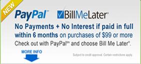 PayPal BillMeLater